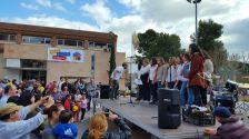 Imatge d'arxiu de la Festa de l'Escola Pública