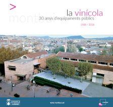 Imatge aèria del complex La Vinícola