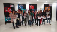 17è Concurs de Fotografia per a Dones (foto amb guanyadores i finalistes)