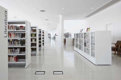Biblioteca Mont-Àgora